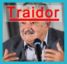 mujica traidor